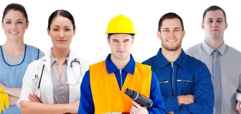 выбираем рабочую профессию
