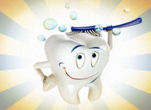 зубы как ухаживать 2